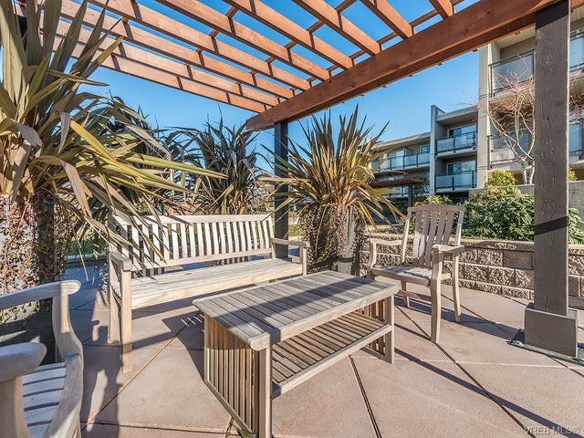 306 1545 Pandora Ave - Vi Fernwood Condo Apartment for sale, 1 Bedroom (373700) #16