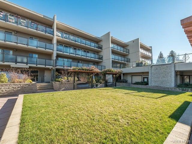 306 1545 Pandora Ave - Vi Fernwood Condo Apartment for sale, 1 Bedroom (373700) #17