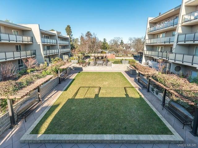 306 1545 Pandora Ave - Vi Fernwood Condo Apartment for sale, 1 Bedroom (373700) #18