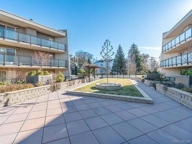 306 1545 Pandora Ave - Vi Fernwood Condo Apartment for sale, 1 Bedroom (373700) #19
