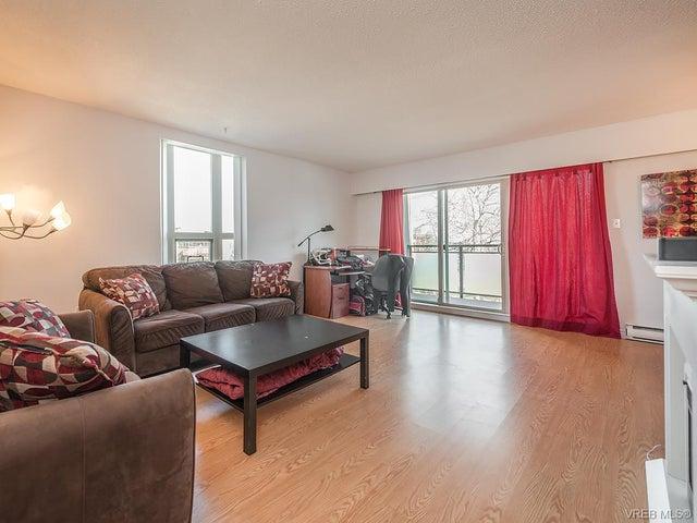 306 1545 Pandora Ave - Vi Fernwood Condo Apartment for sale, 1 Bedroom (373700) #1