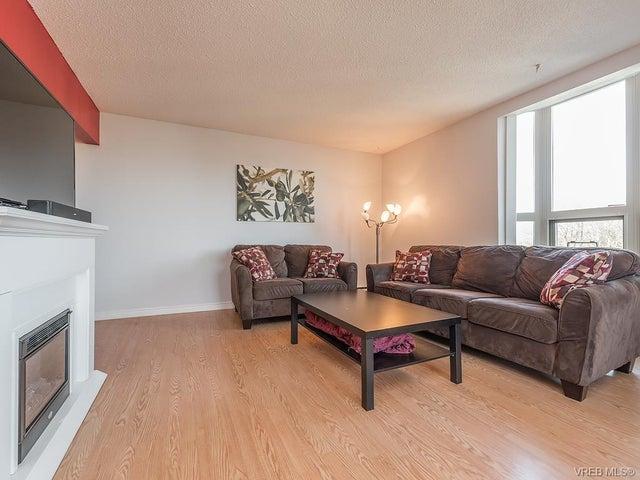 306 1545 Pandora Ave - Vi Fernwood Condo Apartment for sale, 1 Bedroom (373700) #2