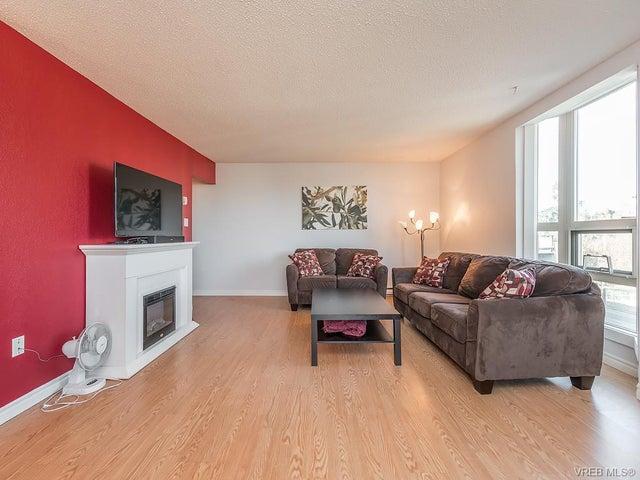 306 1545 Pandora Ave - Vi Fernwood Condo Apartment for sale, 1 Bedroom (373700) #3