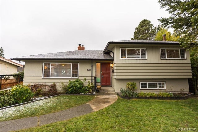 3910 Ansell Rd - SE Mt Tolmie Single Family Detached for sale, 4 Bedrooms (373842) #1