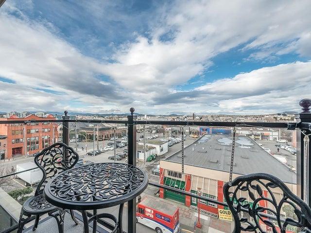 505 517 Fisgard St - Vi Downtown Condo Apartment for sale, 1 Bedroom (374213) #11