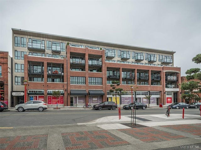 505 517 Fisgard St - Vi Downtown Condo Apartment for sale, 1 Bedroom (374213) #14