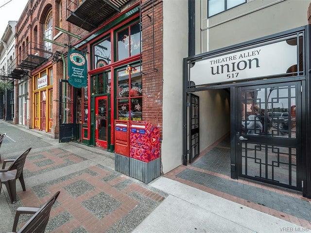 505 517 Fisgard St - Vi Downtown Condo Apartment for sale, 1 Bedroom (374213) #16