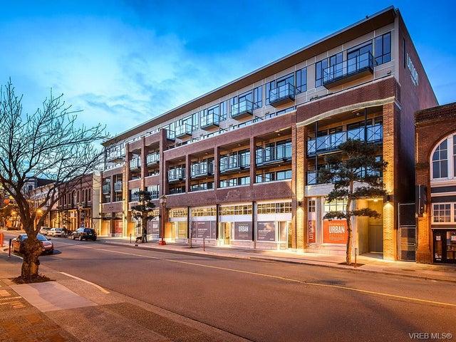 505 517 Fisgard St - Vi Downtown Condo Apartment for sale, 1 Bedroom (374213) #18