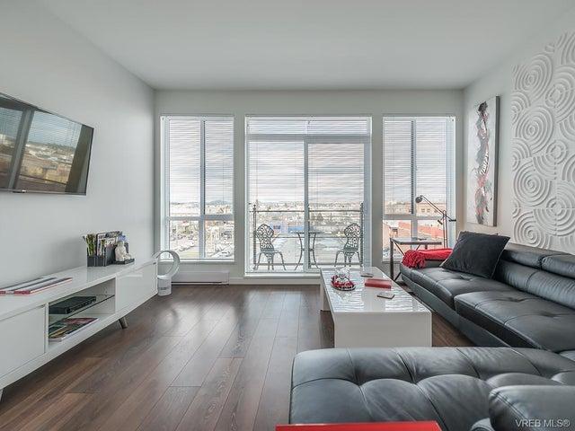 505 517 Fisgard St - Vi Downtown Condo Apartment for sale, 1 Bedroom (374213) #1