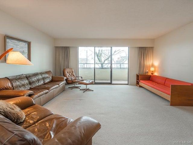 202 360 Dallas Rd - Vi James Bay Condo Apartment for sale, 2 Bedrooms (374285) #2