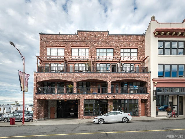 206 648 Herald St - Vi Downtown Condo Apartment for sale, 2 Bedrooms (374649) #16