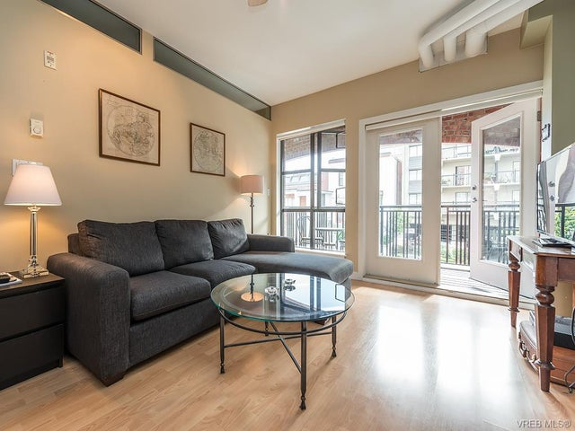 206 648 Herald St - Vi Downtown Condo Apartment for sale, 2 Bedrooms (374649) #3