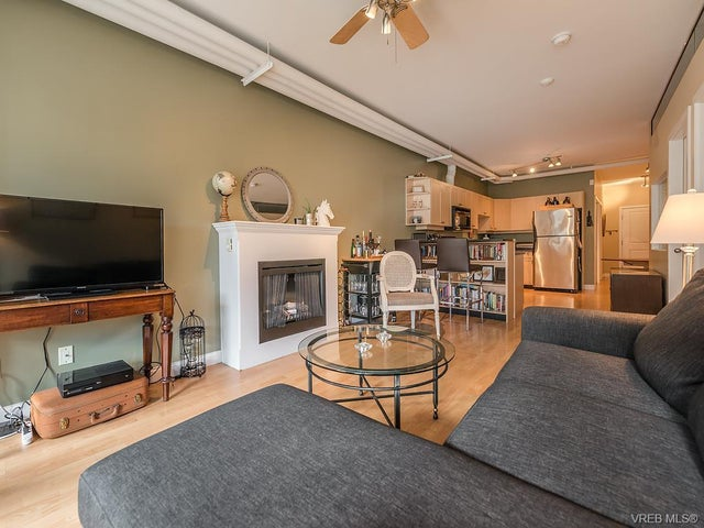 206 648 Herald St - Vi Downtown Condo Apartment for sale, 2 Bedrooms (374649) #5
