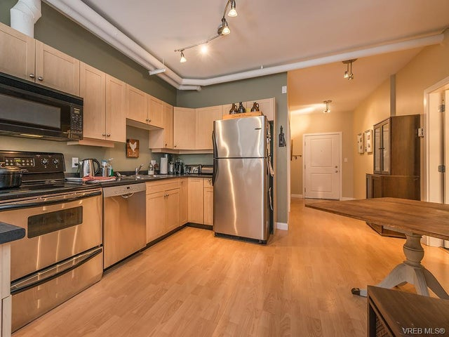 206 648 Herald St - Vi Downtown Condo Apartment for sale, 2 Bedrooms (374649) #6