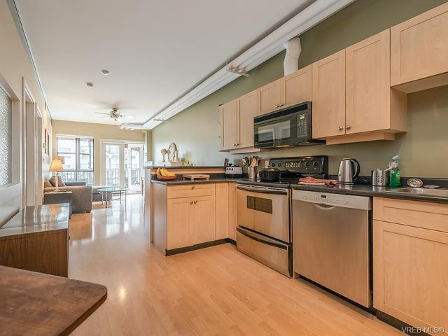 206 648 Herald St - Vi Downtown Condo Apartment for sale, 2 Bedrooms (374649) #8