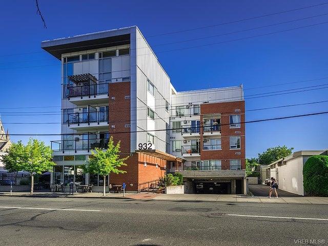 209 932 Johnson St - Vi Downtown Condo Apartment for sale, 1 Bedroom (374997) #16