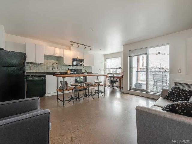 209 932 Johnson St - Vi Downtown Condo Apartment for sale, 1 Bedroom (374997) #2