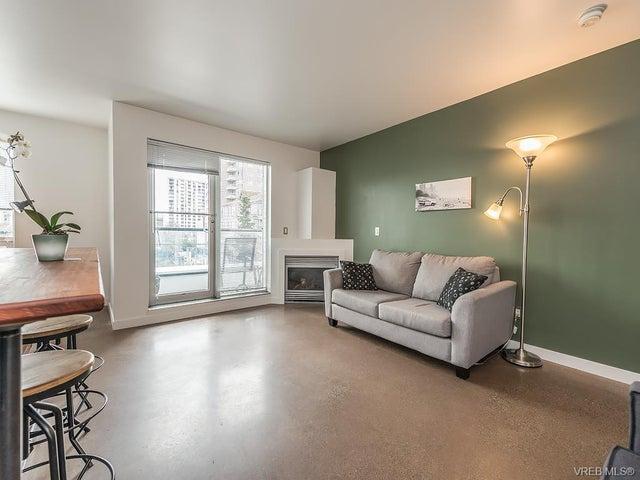 209 932 Johnson St - Vi Downtown Condo Apartment for sale, 1 Bedroom (374997) #3
