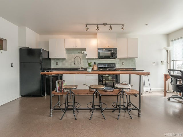 209 932 Johnson St - Vi Downtown Condo Apartment for sale, 1 Bedroom (374997) #4