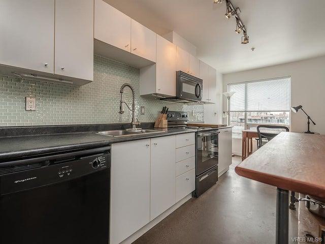 209 932 Johnson St - Vi Downtown Condo Apartment for sale, 1 Bedroom (374997) #5