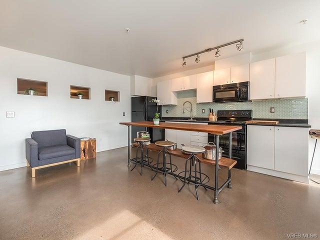 209 932 Johnson St - Vi Downtown Condo Apartment for sale, 1 Bedroom (374997) #6