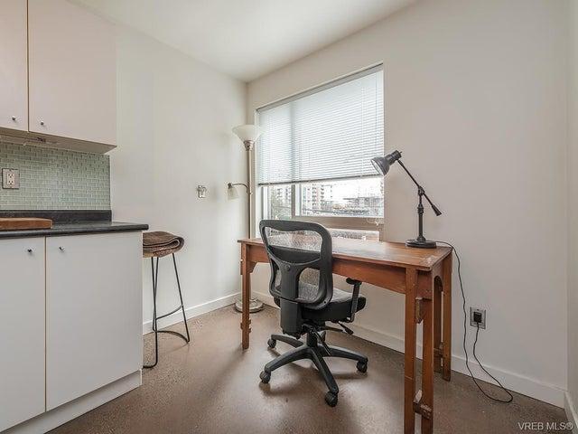 209 932 Johnson St - Vi Downtown Condo Apartment for sale, 1 Bedroom (374997) #7