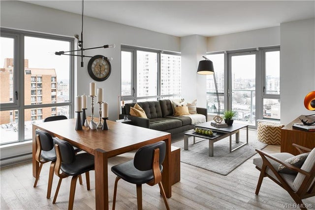 1002 838 Broughton St - Vi Downtown Condo Apartment for sale, 2 Bedrooms (375079) #1