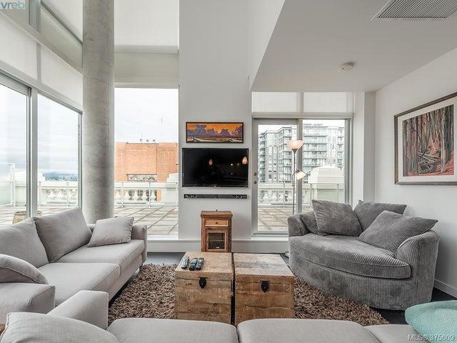 510 770 Fisgard St - Vi Downtown Condo Apartment for sale, 3 Bedrooms (375609) #2