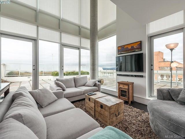 510 770 Fisgard St - Vi Downtown Condo Apartment for sale, 3 Bedrooms (375609) #3
