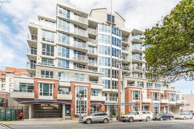 405 860 View St - Vi Downtown Condo Apartment for sale, 1 Bedroom (376674) #17