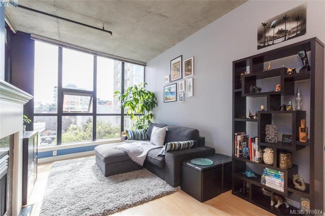 405 860 View St - Vi Downtown Condo Apartment for sale, 1 Bedroom (376674) #1