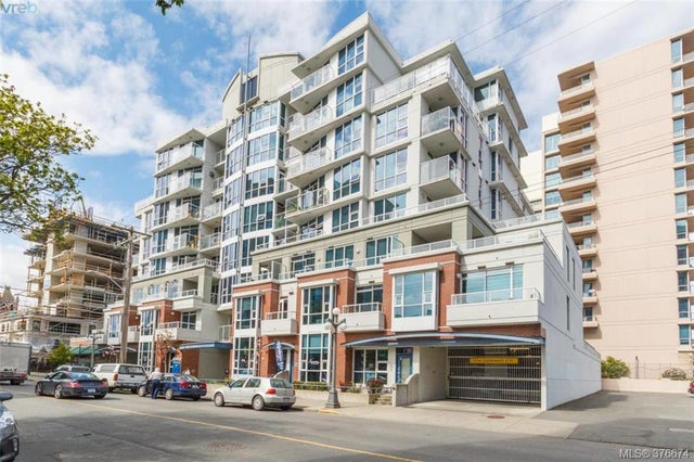 405 860 View St - Vi Downtown Condo Apartment for sale, 1 Bedroom (376674) #20