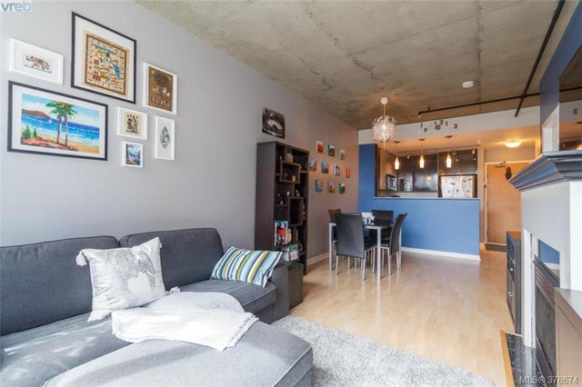 405 860 View St - Vi Downtown Condo Apartment for sale, 1 Bedroom (376674) #3