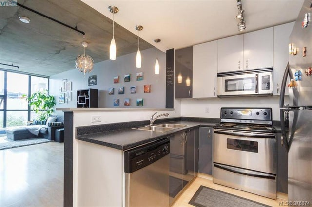 405 860 View St - Vi Downtown Condo Apartment for sale, 1 Bedroom (376674) #9