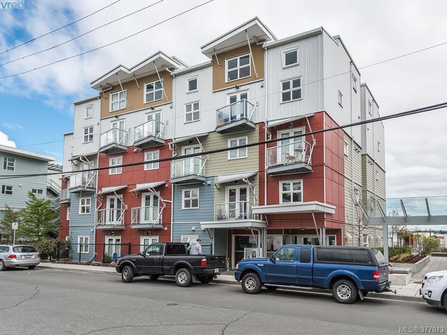 203 787 Tyee Rd - VW Victoria West Condo Apartment for sale, 1 Bedroom (377013) #14