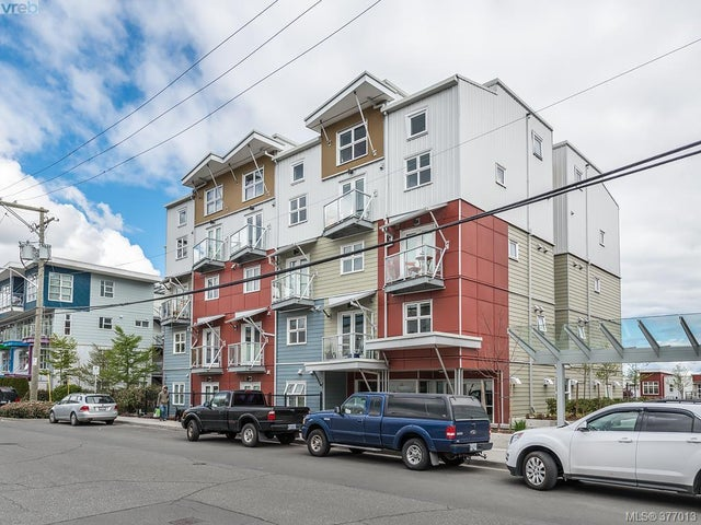 203 787 Tyee Rd - VW Victoria West Condo Apartment for sale, 1 Bedroom (377013) #20