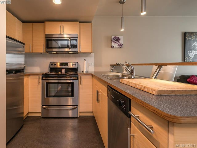 203 787 Tyee Rd - VW Victoria West Condo Apartment for sale, 1 Bedroom (377013) #8