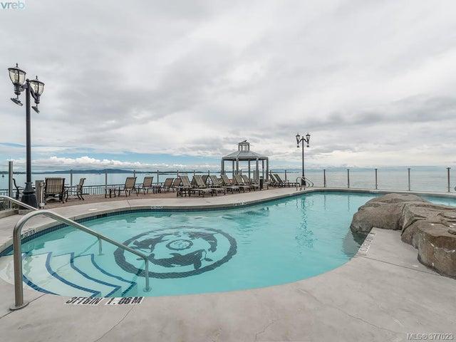 406 1175 Beach Dr - OB South Oak Bay Condo Apartment for sale, 1 Bedroom (377023) #16