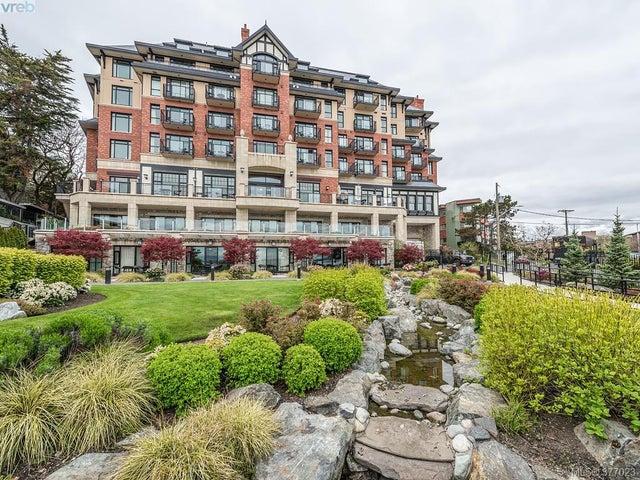 406 1175 Beach Dr - OB South Oak Bay Condo Apartment for sale, 1 Bedroom (377023) #19