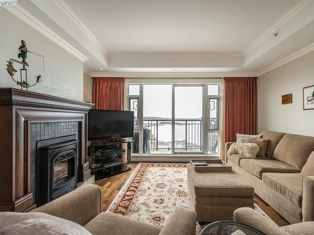 406 1175 Beach Dr - OB South Oak Bay Condo Apartment for sale, 1 Bedroom (377023) #2
