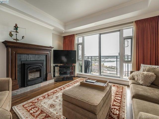 406 1175 Beach Dr - OB South Oak Bay Condo Apartment for sale, 1 Bedroom (377023) #3