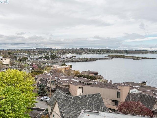 406 1175 Beach Dr - OB South Oak Bay Condo Apartment for sale, 1 Bedroom (377023) #5