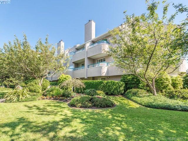 312 1223 Johnson St - Vi Downtown Condo Apartment for sale, 2 Bedrooms (380177) #18