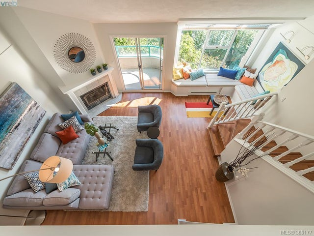 312 1223 Johnson St - Vi Downtown Condo Apartment for sale, 2 Bedrooms (380177) #1