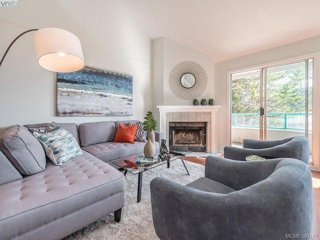 312 1223 Johnson St - Vi Downtown Condo Apartment for sale, 2 Bedrooms (380177) #3