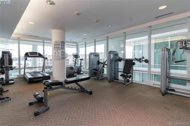 109 68 Songhees Rd - VW Songhees Condo Apartment for sale, 2 Bedrooms (380639) #20