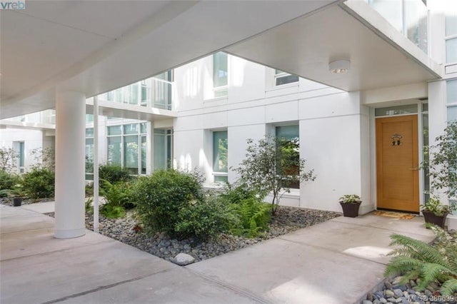 109 68 Songhees Rd - VW Songhees Condo Apartment for sale, 2 Bedrooms (380639) #7