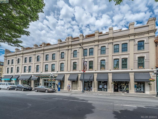 304 610 Johnson St - Vi Downtown Condo Apartment for sale, 1 Bedroom (380645) #14