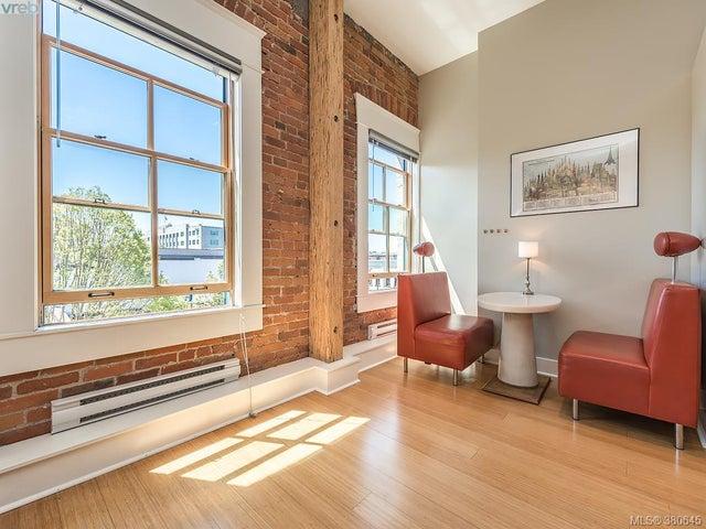 304 610 Johnson St - Vi Downtown Condo Apartment for sale, 1 Bedroom (380645) #1