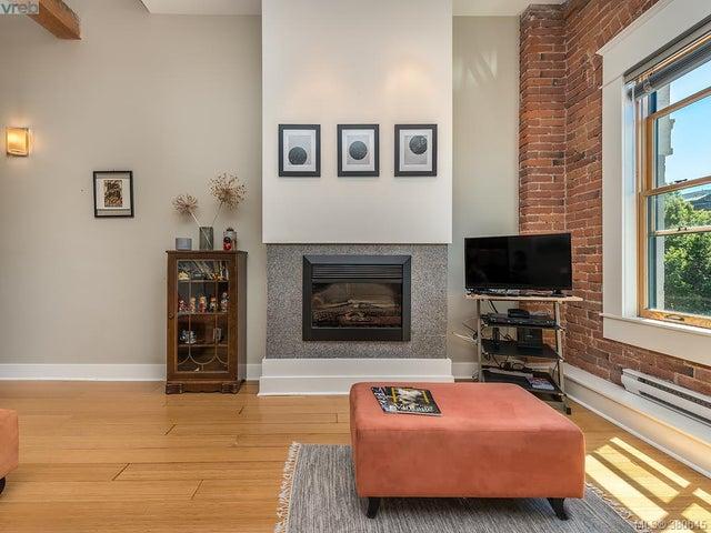 304 610 Johnson St - Vi Downtown Condo Apartment for sale, 1 Bedroom (380645) #3